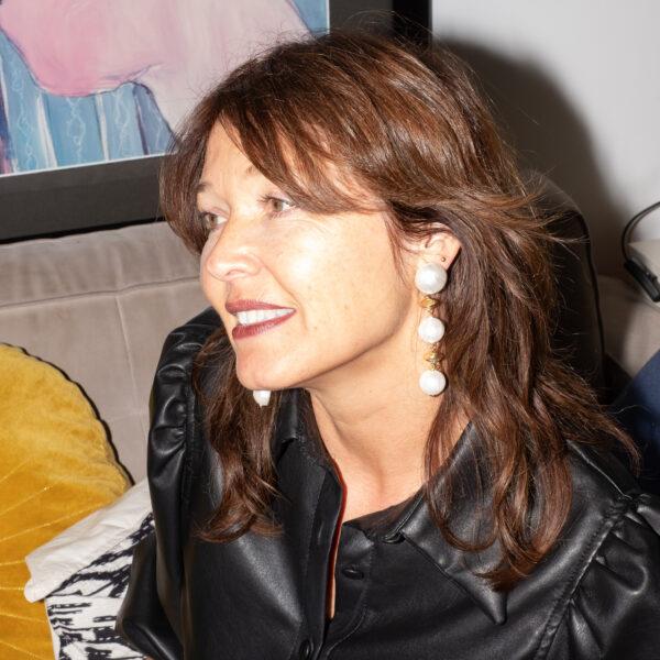BerNice Maxima Pearl earrings